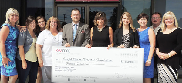 Photo of 2015 KW Edge Annual Charity Golf Tournament