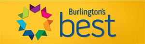 Burlington's Best logo