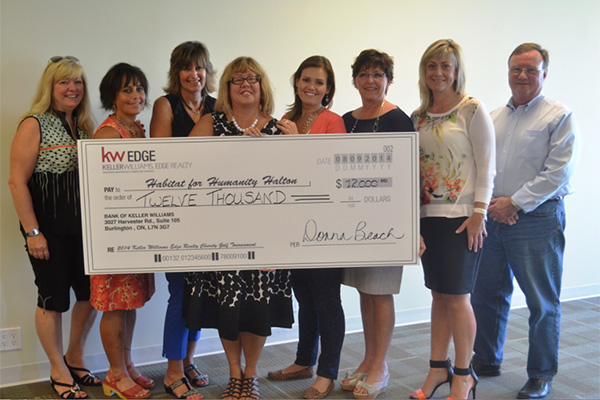 Photo of 2014 KW Edge Annual Charity Golf Tournament