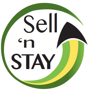 Sell 'n Stay logo