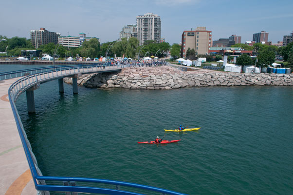 The Burlington Pier